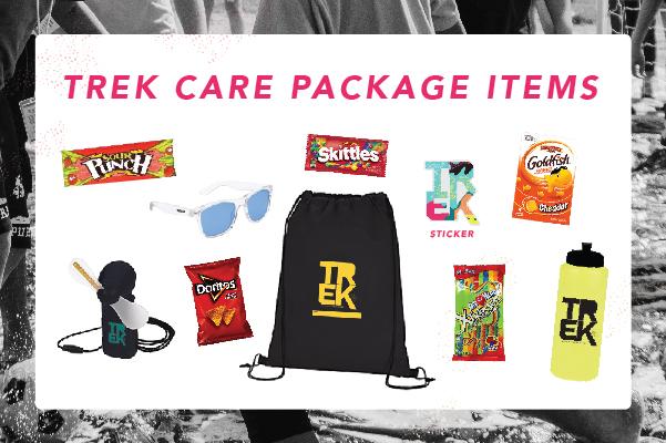 Trek Care Package